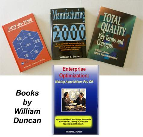 Books by Bill Duncan