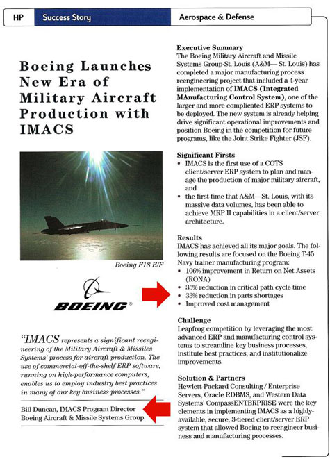 Article: Boeing Launches New Era